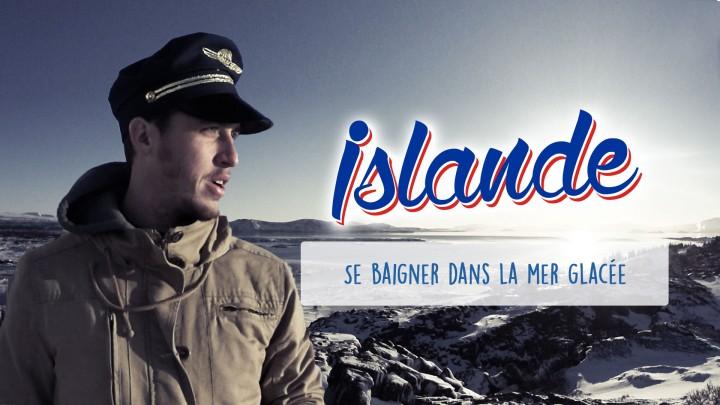 Défi 01 : Islande – se baigner dans la mer à Reykjavik en hiver