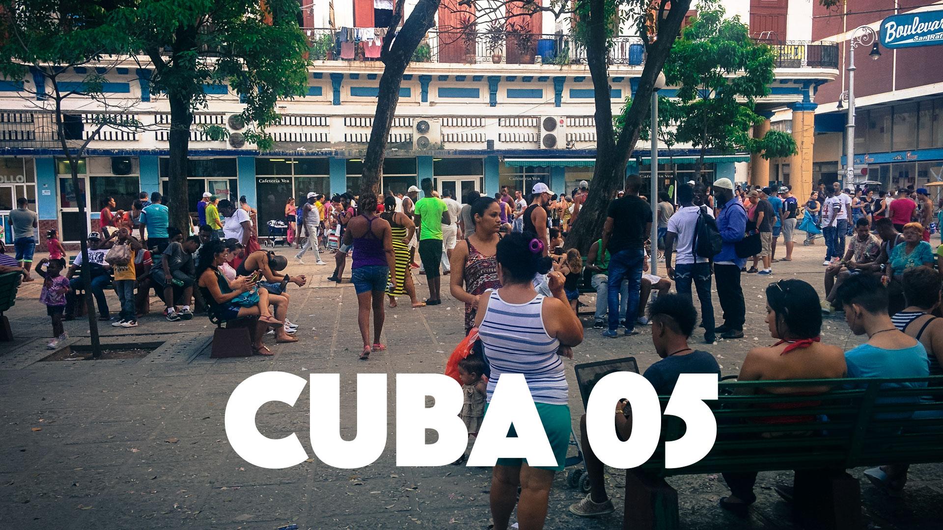 CUBA 05 : Mais où est donc Internet ?