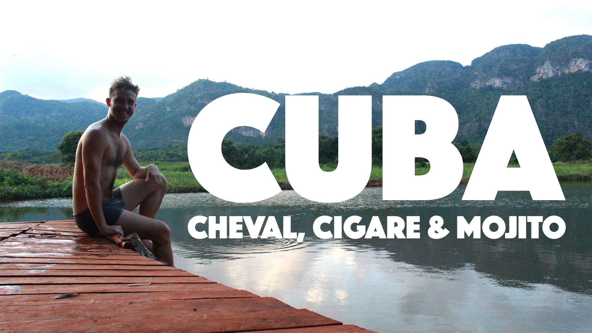 CUBA 09 : week-end à Viñales