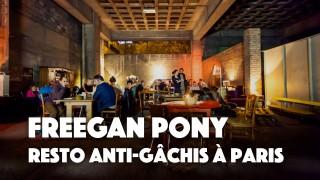 FreeganPony : J'ai mangé dans un squat à Paris