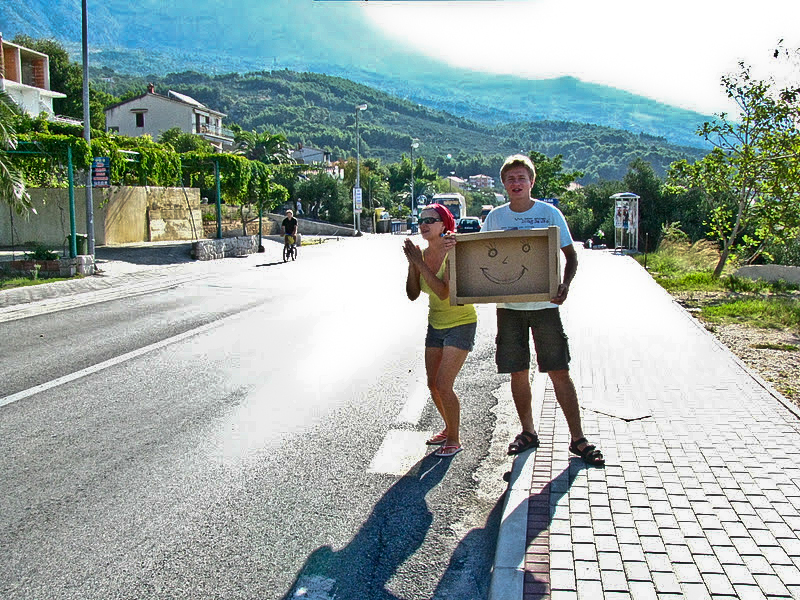 autostop-smiley-pancarte