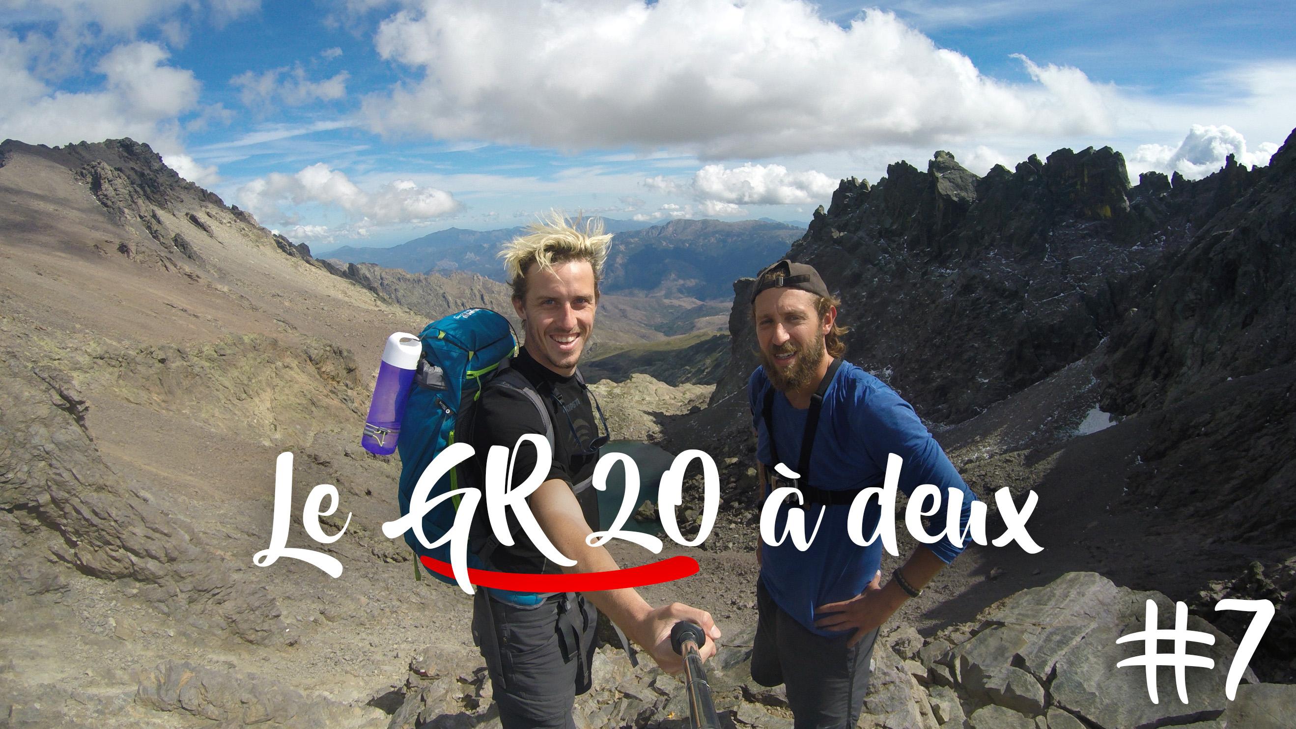 Etape 7 : le plus dur et le plus beau du GR20 // de Col de Vergio à Ascu Stagnu