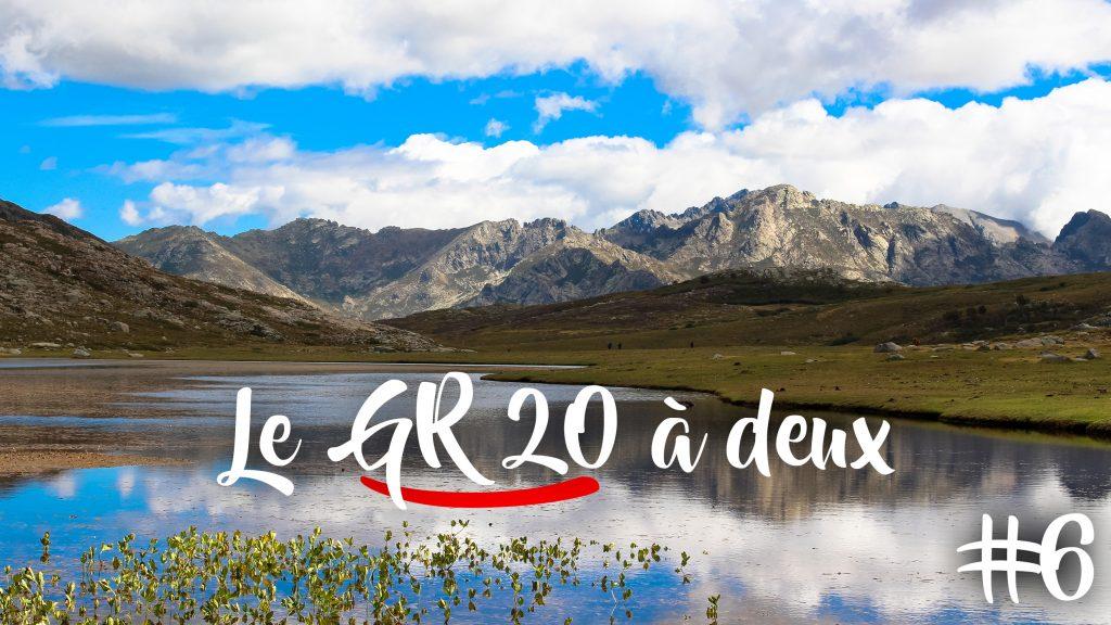 Lac Nino Corse - GR20