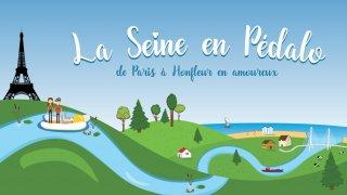 La Seine en pédalo – de Paris à Honfleur en pédalo