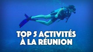 Top 5 des activités extrêmes à faire à la Réunion