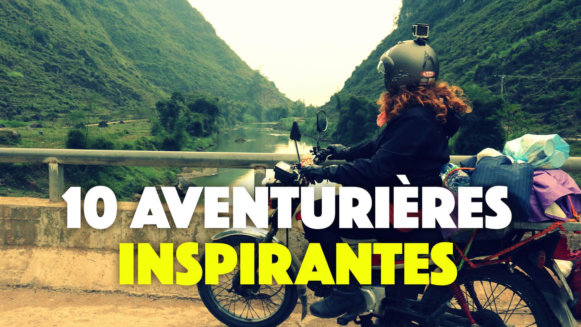 Aventurières et voyageuses