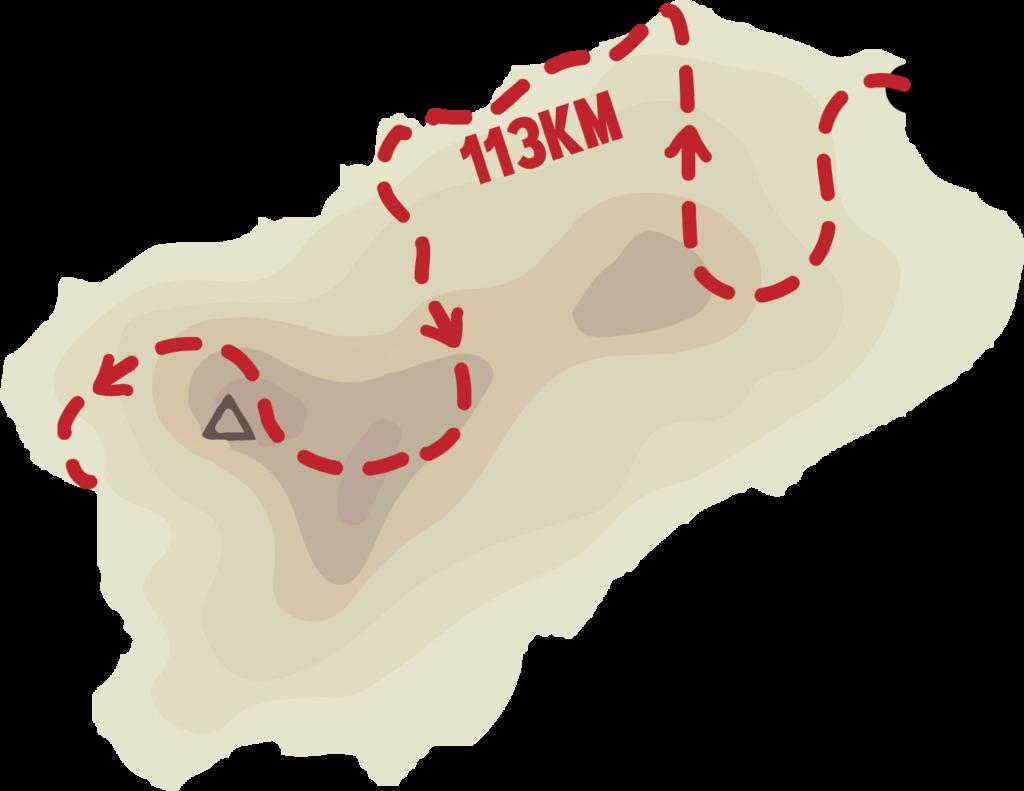 Itinéraire randonnée Santo Antao