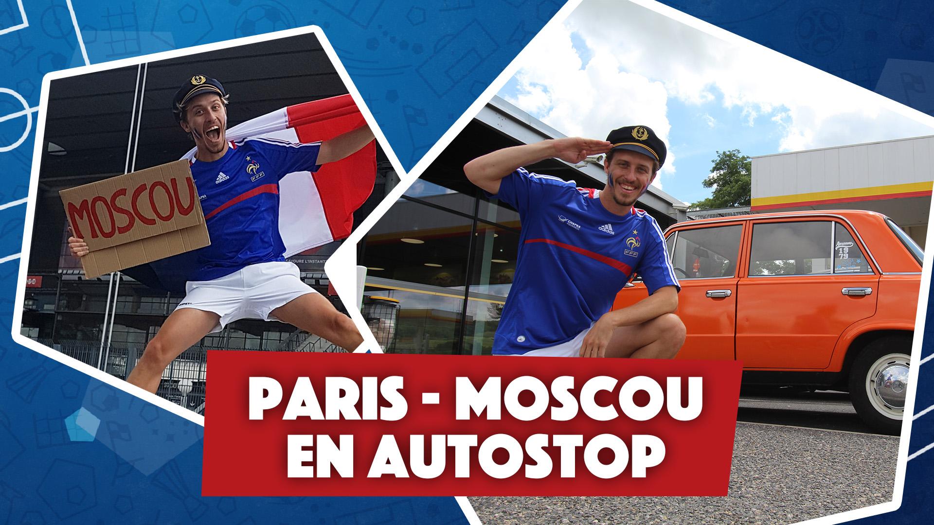 Paris-Moscou en autostop